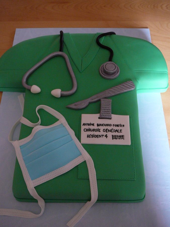 Surgeon Themed Cakes Cake For A Surgeon Themed Party