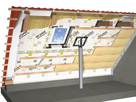 die besten 25 dachd mmung ideen auf pinterest d mmung dach dachkonstruktion und d mmung. Black Bedroom Furniture Sets. Home Design Ideas