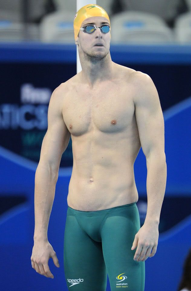 Male swimmer images 42