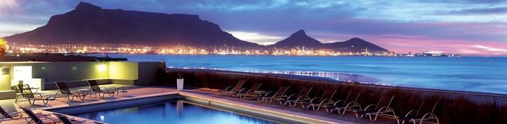 Lagoon Beach Hotel,Cape Town