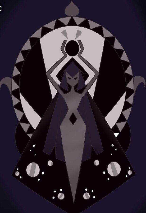 A cool Black Diamond design.