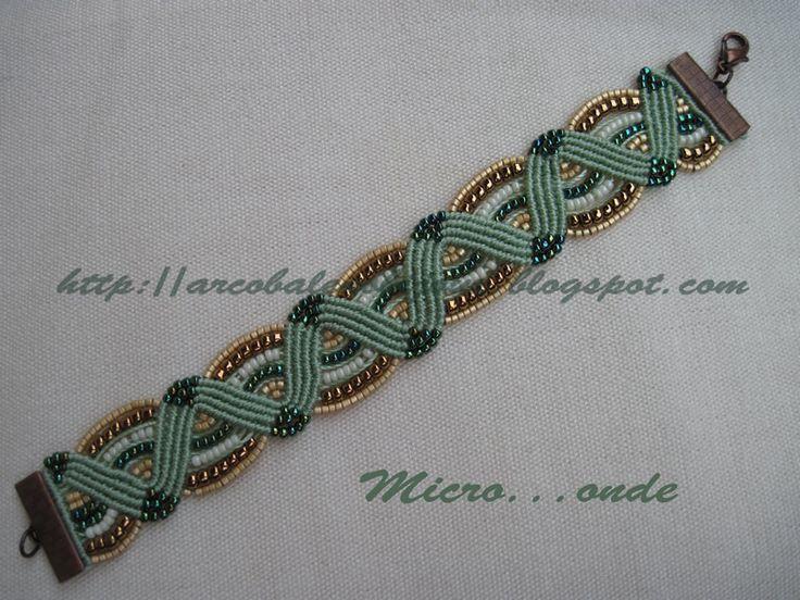 #micromacrame #bracelet