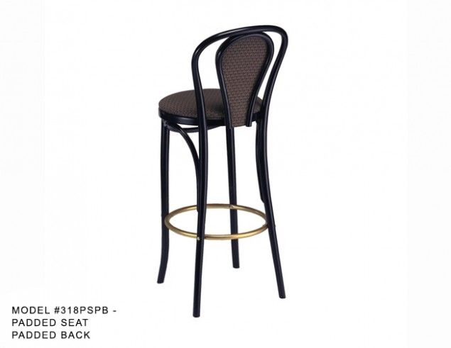 Traditional Bentwood Hair Pin Stool Model