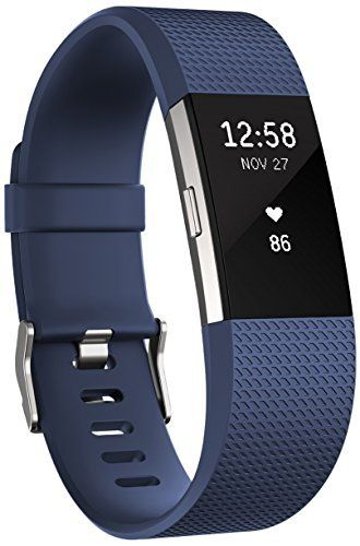 Fitbit Charge 2 Activity Tracker with Wrist Based Heart Rate Monitor  Blue/Large This remains a top choice sitting right up there with the top selling items in Electronics category in UK. Click below to see its Availability and Price in YOUR country.