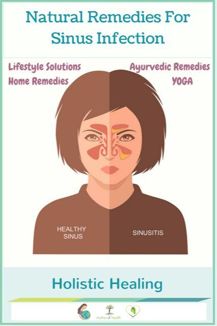 Natural remedies for sinus infection including lifestyle suggestions, home remedies, Ayurvedic remedies and Yoga Asanas #sinusinfection, #Sinusitis, #ayurveda, #yoga