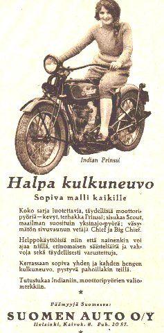 Moottoripyöräilyn ihanuudesta