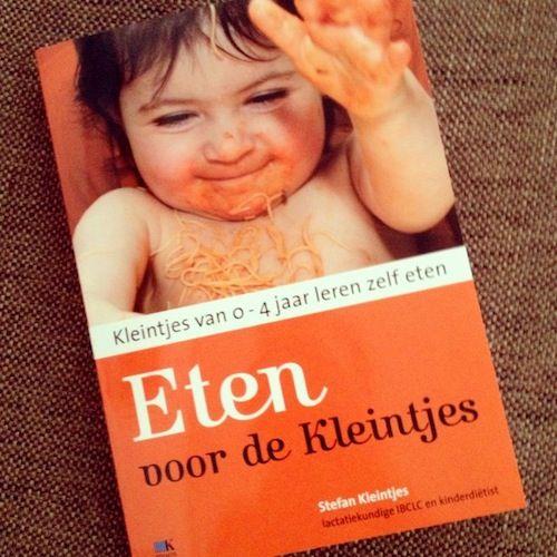 Een heel handig en informatief boek voor voeding voor kids van 0-4 jaar!