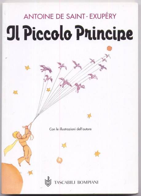 Antoine De Saint-Exupéry, Il piccolo principe - I 10 libri da leggere assolutamente - Foto Gallery Studenti.it