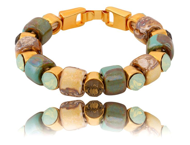 #ByDziubeka #bracelet #bransoletka #gold