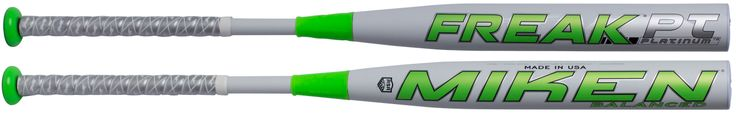 Softball-Slowpitch 50797: Miken Fkptba Freak Platinum Balanced Asa Slowpitch Softball Bat -> BUY IT NOW ONLY: $259.95 on eBay!