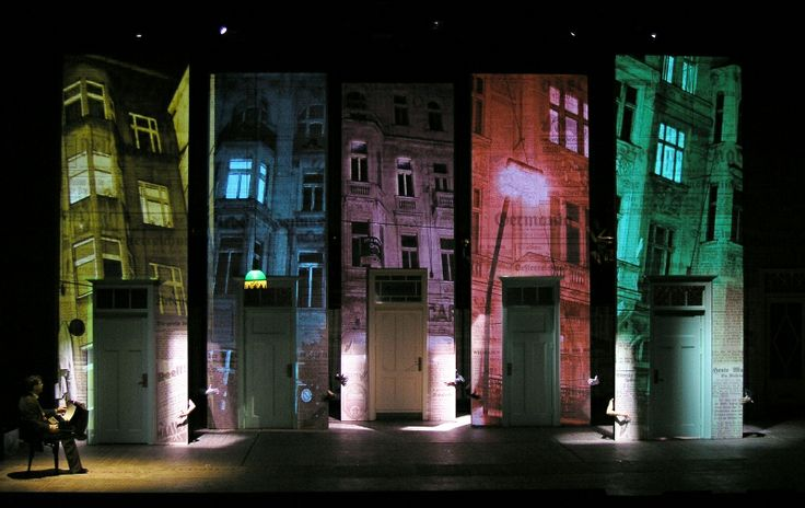 Roni Toren | Cabaret | Tel-Aviv, Israel 2011