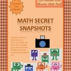 Math Secret Snapshots allow students to practice counting and place value, while having fun finding the secret picture! This Monster Pack will be an exciting addition to your math curriculum. $3.00
