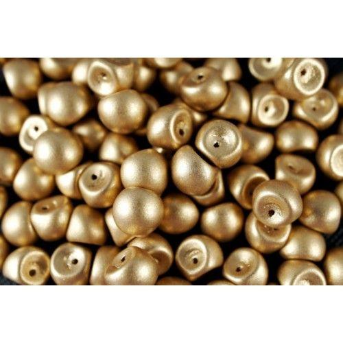 http://www.scarabeads.com/Glass-BEADS/Mushroom-Beads/25pcs-Mushroom-beads-9x8mm-Crystal-Pale-Gold-Aztec-Gold
