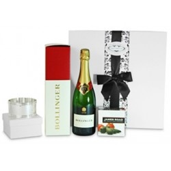 The best way to say congratulations is with champagne.    Bollinger & Other Brut Champagne Gift Ideas | FREE Delivery