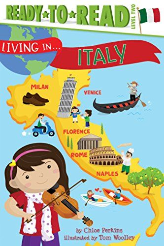 Living in . . . Italy - Kids Travel Books