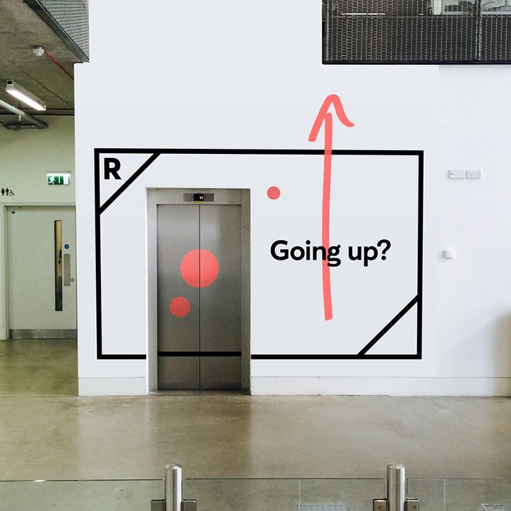 NB Studio rebrands Ravensbourne with a modern twist on the university crest