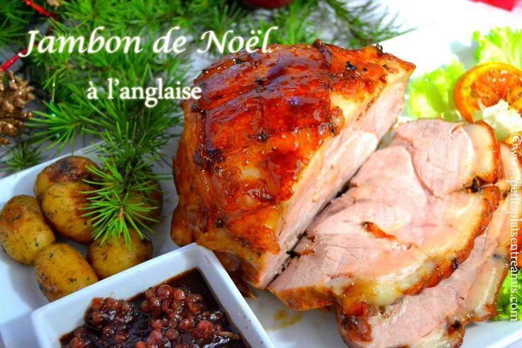 Au Royaume-Uni, le jambon de Noël (Christmas ham) est un plat traditionnel pour le menu de Noël. Pour cette recette j'ai utilisé un jambon que j'ai cuit à l'anglaise. Cela consist…