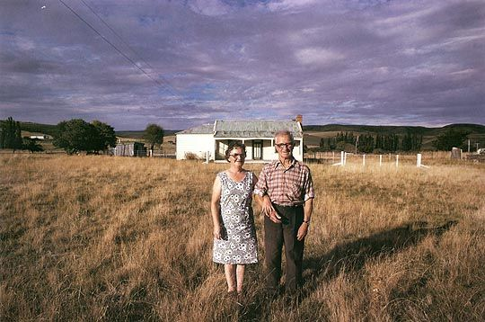 Daughter and Father, Otago
