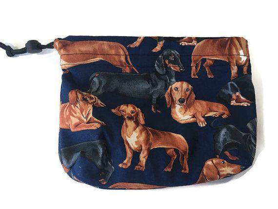 Dog Treat Bag, Dachshund Gift, Gifts Under 10, Made in Colorado, Dog Leash Bag, Gymnastics Grip Bags, Pet Accessories, Weenie Dog Gift #DachshundGift #MadeInColorado #GiftsUnder15 #GymnasticsGripBags #WeenieDogGift #DogPoopBag #GiftsUnder10 #DogLeashBag #DogTreatBag #PetAccessories