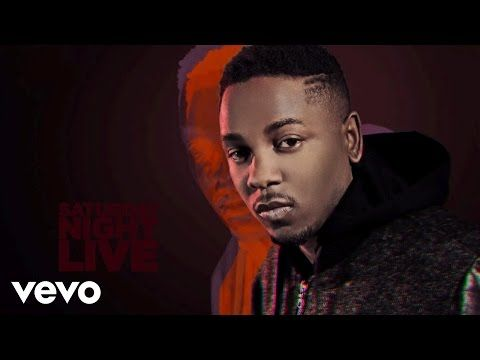 (64) Kendrick Lamar - Poetic Justice (Live on SNL) - YouTube