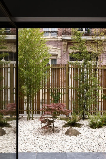 Les 79 meilleures images propos de jardin japonais zen - Deco jardin avec tige de bambou saint denis ...