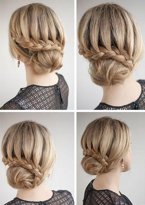 Updo Hairstyles 2015 Stylish and Trendy Hairdos | Styles Hut