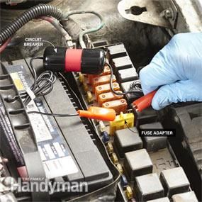 Automotive electrical problems might seem insurmountable, but they're not. All you have to do is locate where the current stops flowing. It's easy with today's tools. Here's how to fix automotive electrical short circuits.