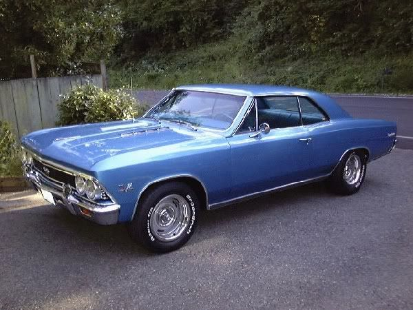 blue chevelle malibu | That's Marina Blue?! - Chevelle Tech