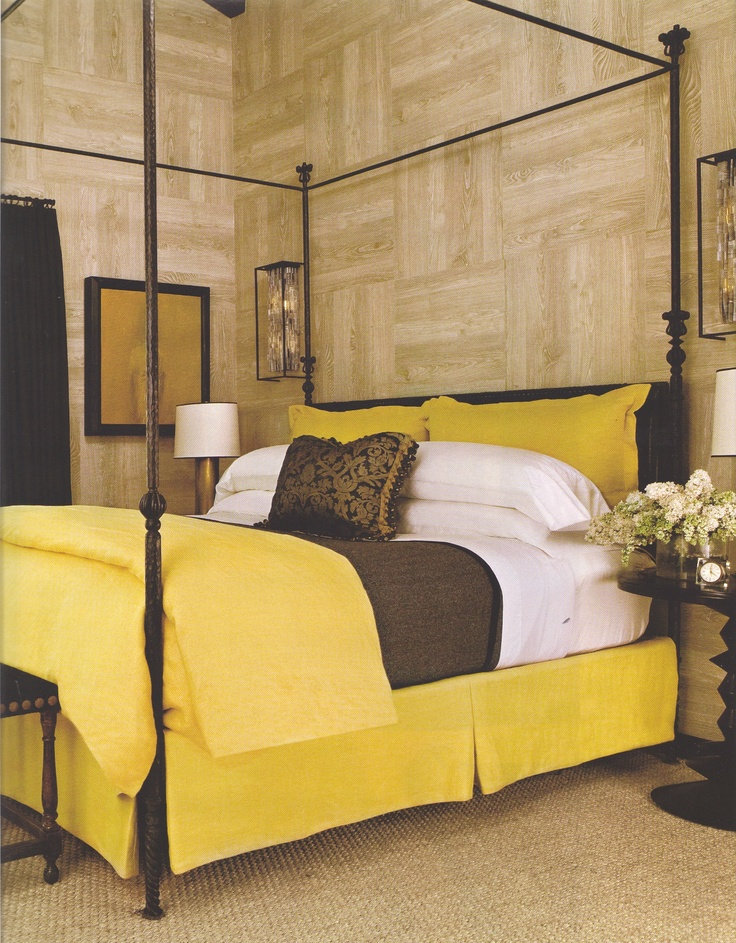 Brown And Yellow Bedroom Ideas 3 Amazing Decorating
