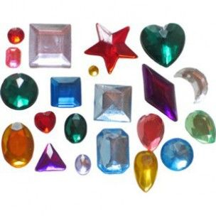 FI Molds Assorted Gems 2