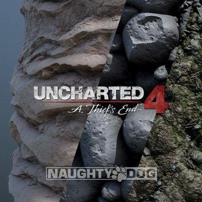 Uncharted 4   Dive   Terrain Materials, Bradford Smith on ArtStation at https://www.artstation.com/artwork/xZQGR