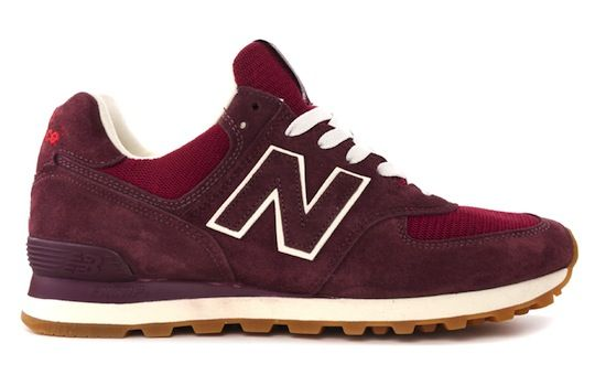 New Balance's 574s Tall Tales pack  color. The Made in USA 'Johnny Appleseed'