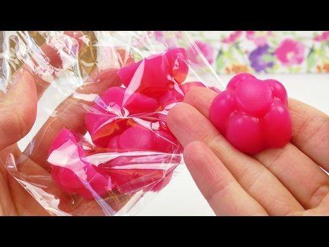 Duschgel Jelly selber machen   DIY Shower Jelly   Süße Geschenk Idee für die beste Freundin - YouTube