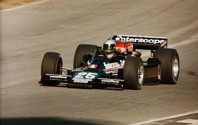 Danny Ongais Parnelli VPJ6B Indycar