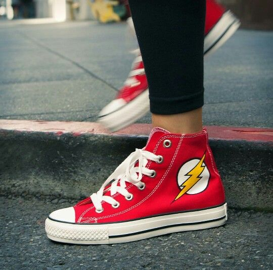 The Flash Converse