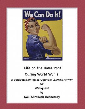 homefront ww2 essay ideas