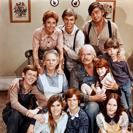 """""""The Waltons"""" - nice to know you can escape to a simpler time."""