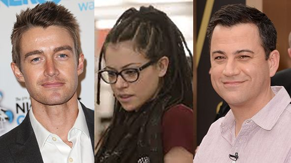 """""""One Tree Hill"""" alum Robert Buckley is heading back to The CW with """"iZombie,"""" """"Orphan Black"""" Season 1 is set to stream exclusively on Amazon Prime, and much more in the latest edition of TV Snacks."""