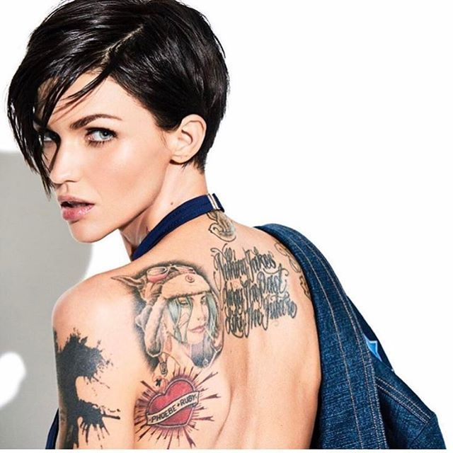 346.4k Likes, 2,176 Comments - Ruby Rose (@rubyrose) on Instagram