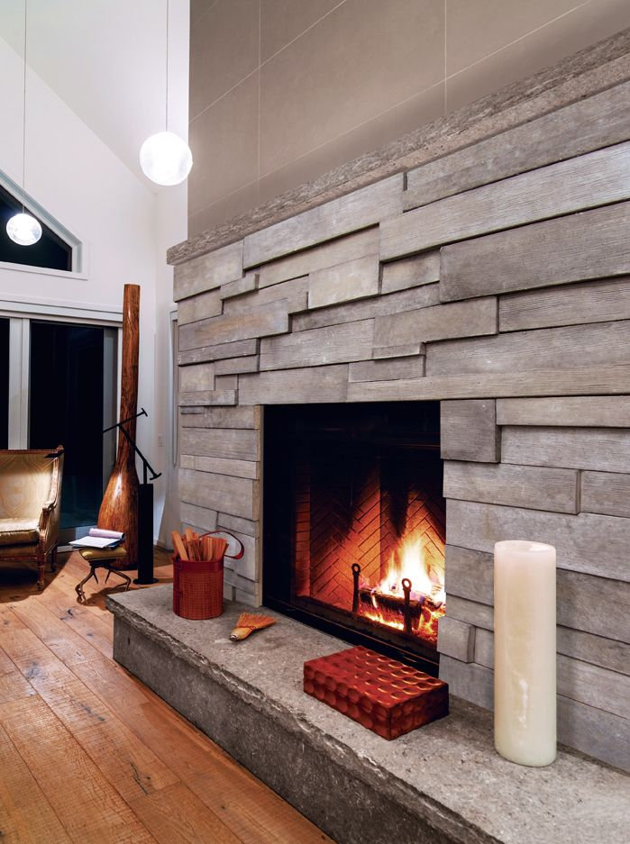 Industrial Style Stone In Modern Homes Fort Collins Western Stone