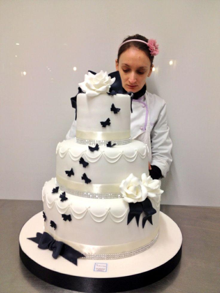 Molto 52 best Cake per battesimi e cerimonie images on Pinterest QQ09