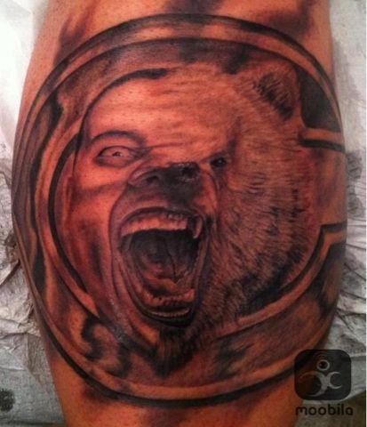 Chicago Bears Tattoos