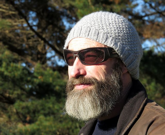 Ravelry: Not Quite a Hillbilly Hat pattern by Abbey Morris