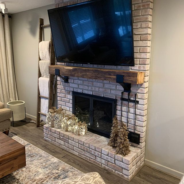 Fireplace Mantel Bracket Sold Individually Mantel Decor Etsy In
