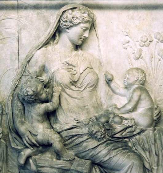 Du chaos à Zeus. Au commencement, le vide, le chaos. Puis Gaia, la terre-mère. Ensuite Tartare et Eros. Gaia mit au monde Ouranos, le ciel étoilé. Elle s'unit à son fils et mit au monde les Géants et les 3 Cyclopes puis enfanta les Titans et Titanides. Ouranos cachait ses enfants dans la terre et leur interdisait l'accès à la lumière. Chronos, courageux tranche la verge et les testicules de son père. Sitôt maître du monde il s'unit à Rhéa et avale ses enfants de peur d'être détrôné à son…