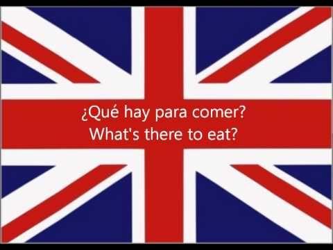 Espero que le ayude :-) Aprender Ingles. Curso De Ingles Más información en la descripción abajo PARTE 2 http://youtu.be/DUyFHVEHURg Suscribe http://www.yout...