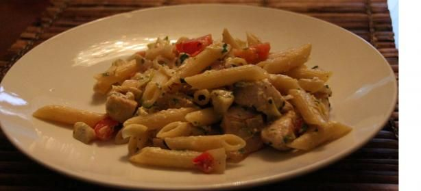 Greek penne and chicken recipe penne food and recipes greek penne and chicken from food posted for 2006 zaar world tour forumfinder Choice Image