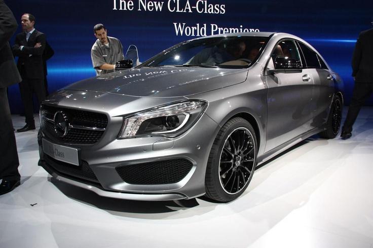 Mercedes-Benz анонсировал 2014 CLA