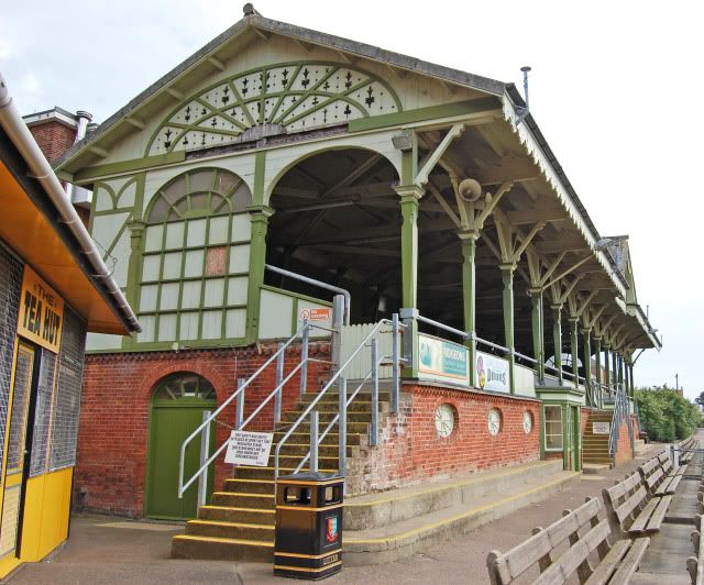 Great Yarmouth Town FC Grandstand