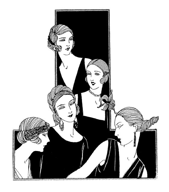 11 best annee 20 images on pinterest roaring 20s 1920s and 1920s style - Style vestimentaire annee 20 ...